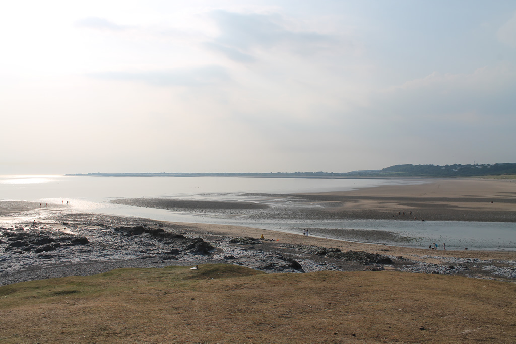 Ogmore By Sea - River Mouth
